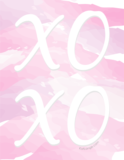 XOXO graphic